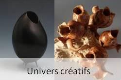 Formations aux univers créatifs des tourneurs formateurs de l'école